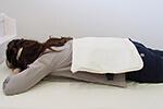 磁気治療器ソーケンリラックスの使用例-背中・腰