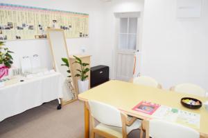 磁気療法を施術する【柏の葉キャンパス磁気治療院】 | 柏の葉キャンパス磁気治療院・室内の様子