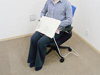 磁気治療器ソーケンリラックス使用方法-首・肩・腕4