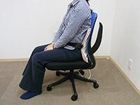 磁気治療器ソーケンリラックス使用方法-腹・腰6
