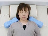 磁気治療器ソーケン使用方法-首・肩・腕2
