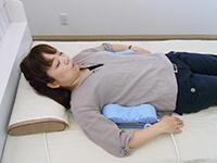 磁気治療器ソーケン使用方法-首・肩・腕4