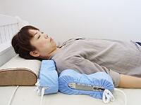 磁気治療器ソーケン使用方法-首・肩・腕6