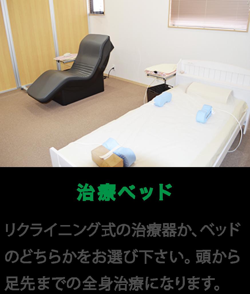 磁気治療を受けるなら【柏の葉キャンパス磁気治療院】 | 柏の葉キャンパス磁気治療院・院内の様子3