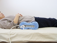 磁気治療器ソーケン使用法-腰