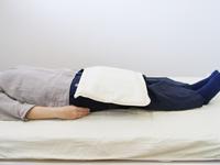 磁気治療器ソーケンリラックス使用法-腰・足