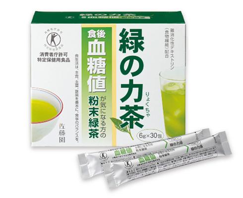 トクホ(特定保健用食品)のお茶