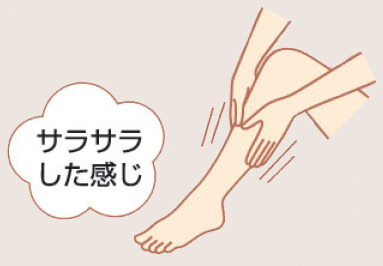体があたたまってきたり、体が柔らかくほぐれる感じなどを実感してみてください。